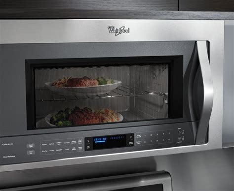 whirlpool wmhcs  cu ft   range microwave