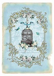 Vintage Birdcage Art | www.pixshark.com - Images Galleries ...