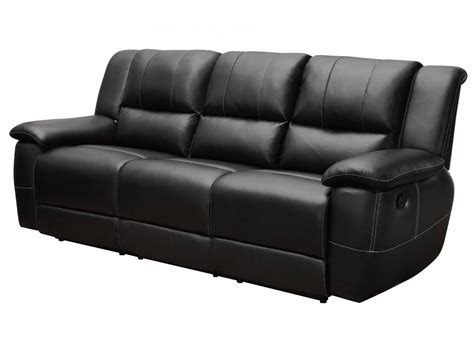 black leather reclining loveseat black leather reclining sofa a sofa furniture
