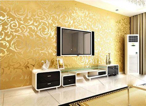 le tissu damasse remplit vos meubles de style  de luxe