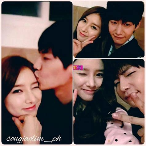 Pin by Da (´∀`)♡ 다라완 on wgm Solim couple 2014 | Couples ...