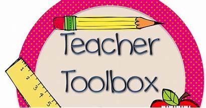 Clipart Teacher Curriculum Toolbox Tool Transparent Trio