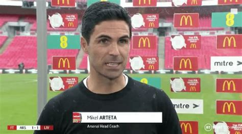 Video: Arteta admits Aubameyang agreement is close