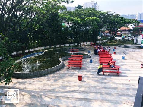 taman kota  bandung  punya pemandangan ala luar negeri
