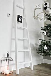 Deko Für Weiße Möbel : wohnzimmer weihnachtlich dekorieren wohnkonfetti ~ Indierocktalk.com Haus und Dekorationen