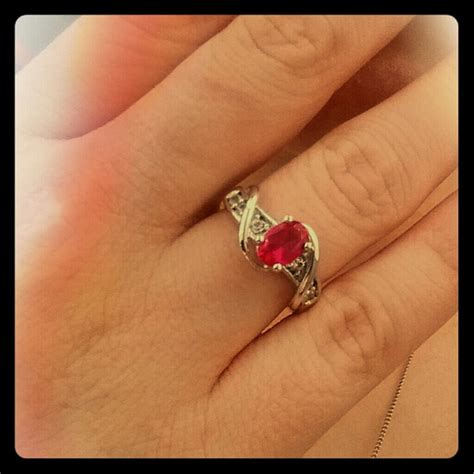 Personalized Kay Promise Rings