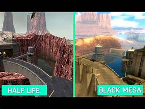 Half-Life vs. Black Mesa - Comparación Gráfica - Graphics ...