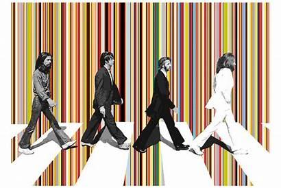 Abbey Road Beatles Canvas Stripes Prints Stunning