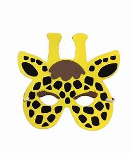 Faschingskostüme Auf Rechnung : giraffen maske f r kinder masken und g nstige faschingskost me vegaoo ~ Themetempest.com Abrechnung