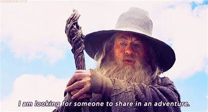 Looking Am Someone Adventure Person Im Gandalf