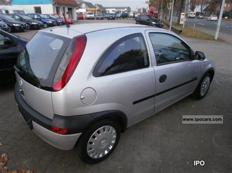 vauxhall corsa 2002 2002 opel corsa photos informations articles