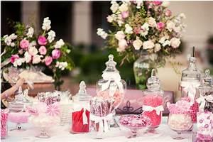 Bar A Bonbon Mariage : decoration de mariage theme bonbon mariageoriginal ~ Melissatoandfro.com Idées de Décoration