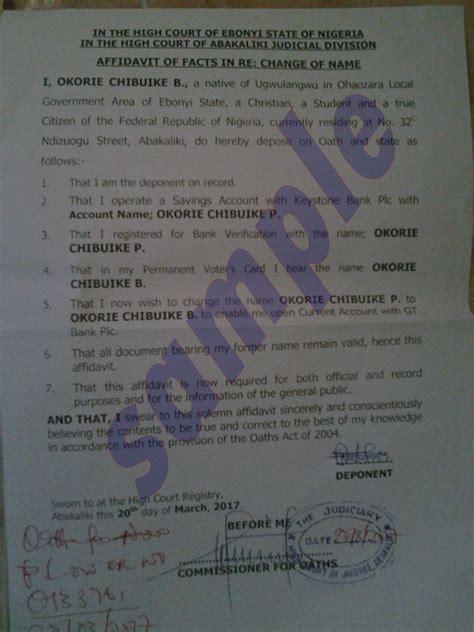 apply  change   age  signature  nigeria