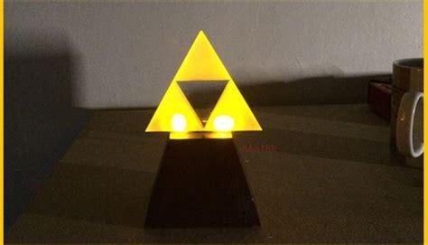 Triforce L Diy make this beautiful diy glowing led triforce l