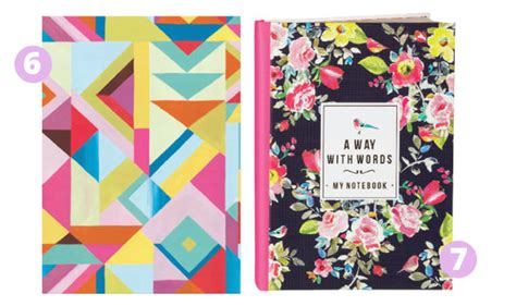 notebook designs  annabel james john lewis