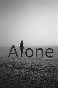 Alone, Creative Alone Wallpapers - #WP:NM898 LL.GL Wallpapers