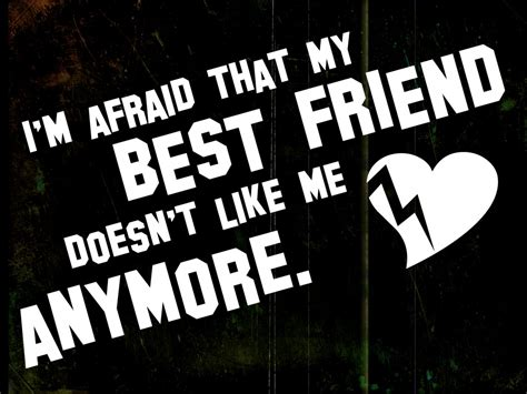 Not Quotes Not Best Friends Anymore Quote Quote Number 567307