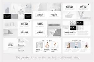 neue minimalist powerpoint template With sleek powerpoint templates