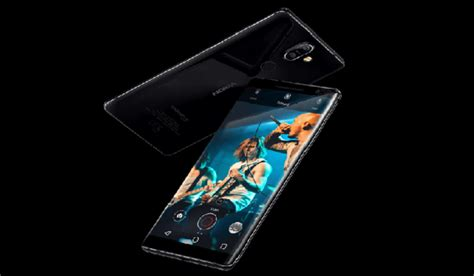 nokia 8 sirocco receives android pie stable update gizmochina
