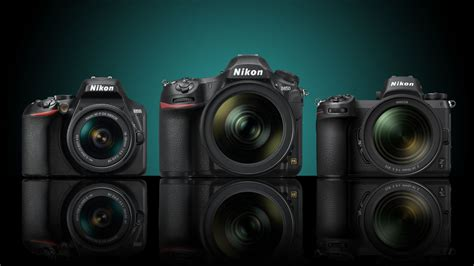 10 Brilliant Cameras From Nikon's