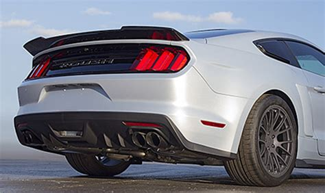 2017 P-51 Is Roush's Most Menacing Mustang Yet