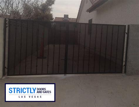 las vegas rv gates double side yard gates company strictly doors  gates