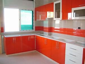 Modele de meuble de cuisine cuisine americaine cuisines for Idee deco cuisine avec cuisine moderne prix