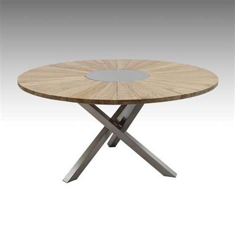 table ronde 90 cm pied central mod 232 le solstice capacit 233 maximale 8 personnes description table ronde avec plateau rotatif