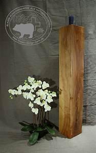 Säulen Aus Holz : s ulen kerzenst nder blaser design bern kunsthandwerk ~ Orissabook.com Haus und Dekorationen