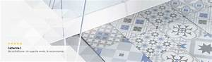 Dalle Vinyle Carreau De Ciment : carrelage parquet et sol souple leroy merlin ~ Premium-room.com Idées de Décoration