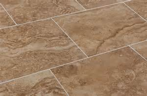 Tile Covers by Homestead Distressed Travertine Porcelain Tile