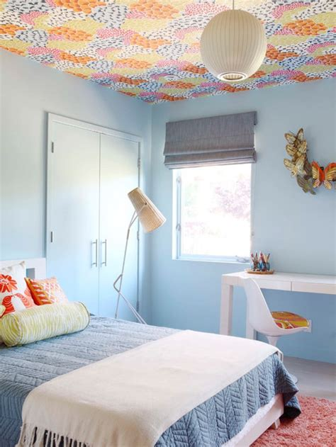 ceiling wallpaper home design ideas pictures remodel