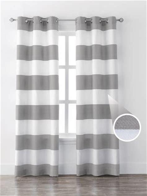window curtains walmartca mainstays stripe window curtains walmart ca