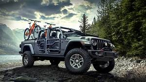 2020 Mopar Jeep Gladiator Rubicon Wallpaper HD Car