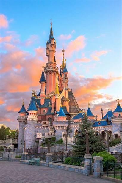 Disneyland Paris Earth Disney Happiest Place Aesthetic