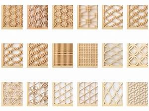 KUMIKO Wood Screen - Entry - iF WORLD DESIGN GUIDE