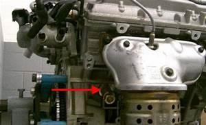 Where Is The Block Heater On A 2013 Hyundai Santa Fe Xl  A