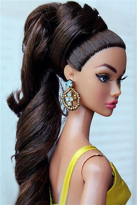 Cool Hairstyles For Barbies by 169 Best Images About Doll Hairstyles On