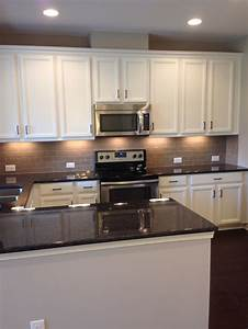 Best ideas about tan brown granite on