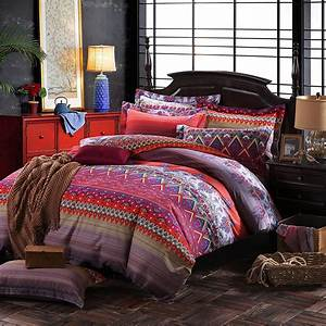 Boho, Chic, Bedding, Sets, With, More, U2013, Ease, Bedding, With, Style