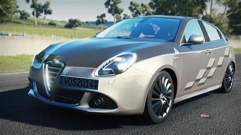 Alfa Romeo Giulietta Qv Coming To World Of Speed