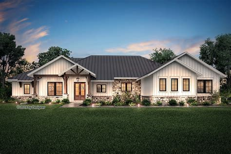 Amarillo House Plan too big but love study as bedroom two