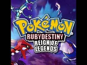 How To Download Pokemon Ruby Destiny Reign of Legends ...