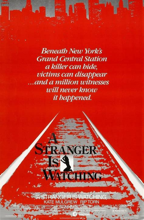 A Stranger Is Watching (film) - Alchetron, the free social ...