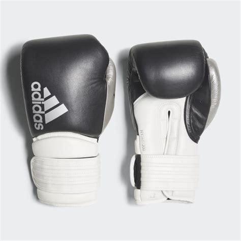 adidas hybrid  bokshandschoenen zwart adidas officiele shop