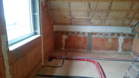 innenputz selber machen sanit 228 r heizungsinstallationsarbeiten verlegen der rohre vor dem innenputz