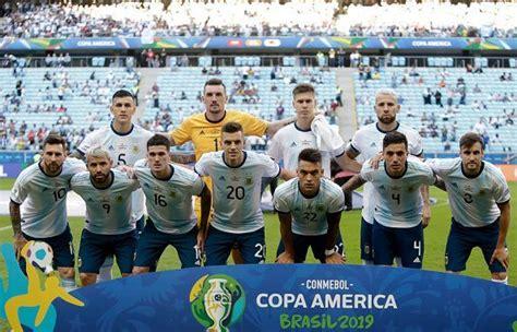 copa america  qatar   argentina  talking points