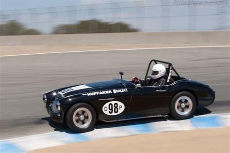 Austin Healey 100 - 2012 Monterey Motorsports Reunion