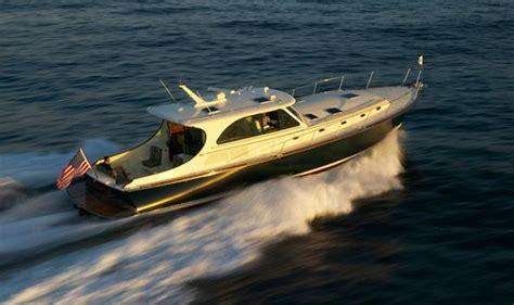 Hinckley Power Boats by Hinckley T55 Mkii Motor Yacht New Power Boats