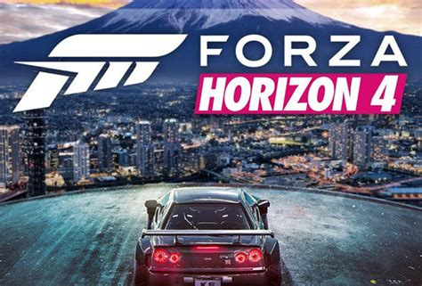 forza horizon 4 xbox one forza horizon 4 xbox one exclusive open world racing